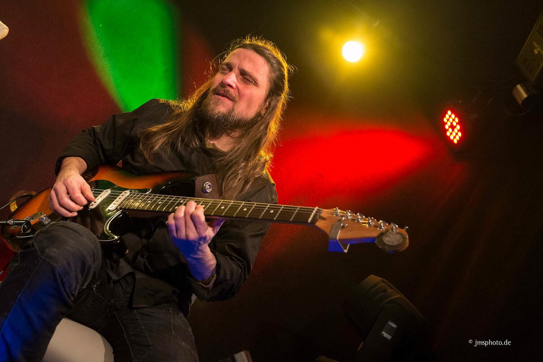Tori Sparks El Rubio Guitarist Musicstar Photo: Jorg-Martin Schulze