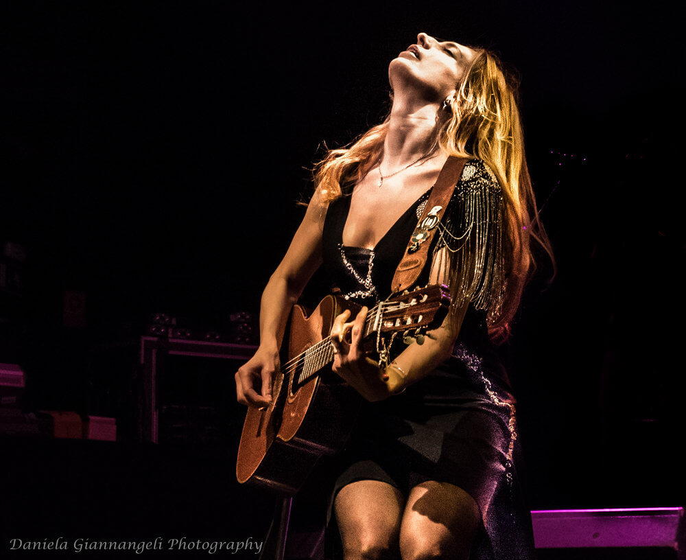Tori Sparks La Huerta Release Concert Photo: Daniela Giannageli