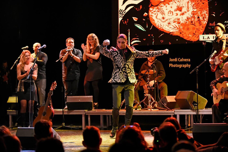 Tori Sparks La Huerta Release Concert Photo: Jordi Calvera