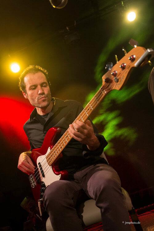 Tori Sparks Ramon Vague Bassist Musicstar Photo: Jorg-Martin Schulze