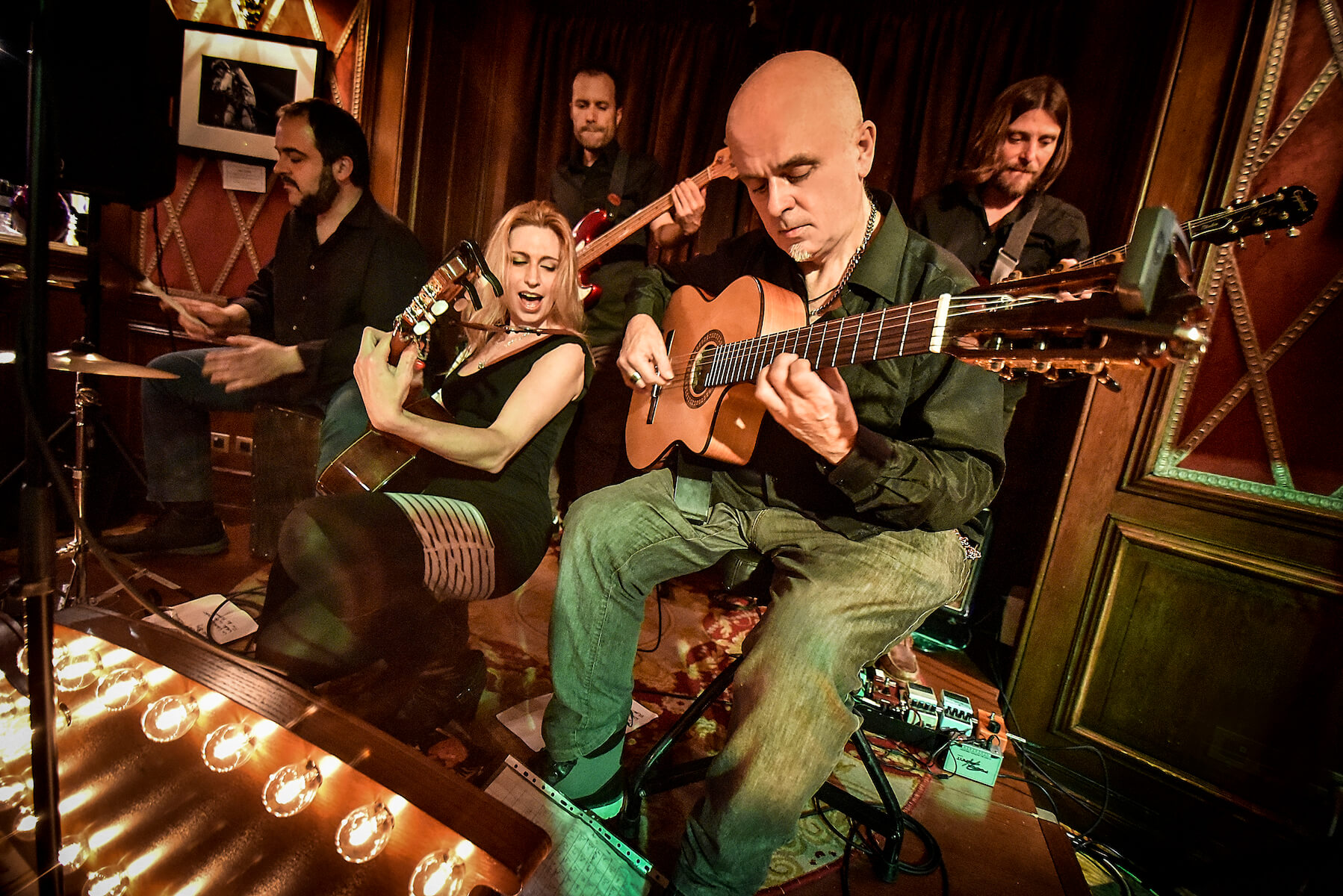 Tori Sparks Bluesman Club (Foto: Luis Lecumberry)