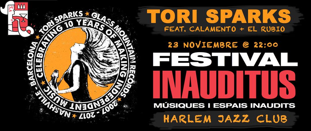 Tori Sparks Festival Inauditus