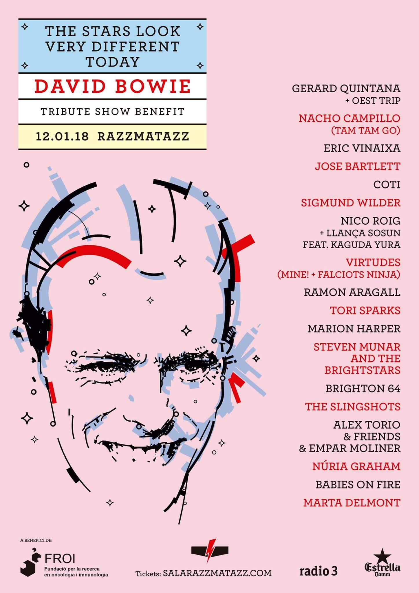 David Bowie Tribute Concert 2018 - Tori Sparks