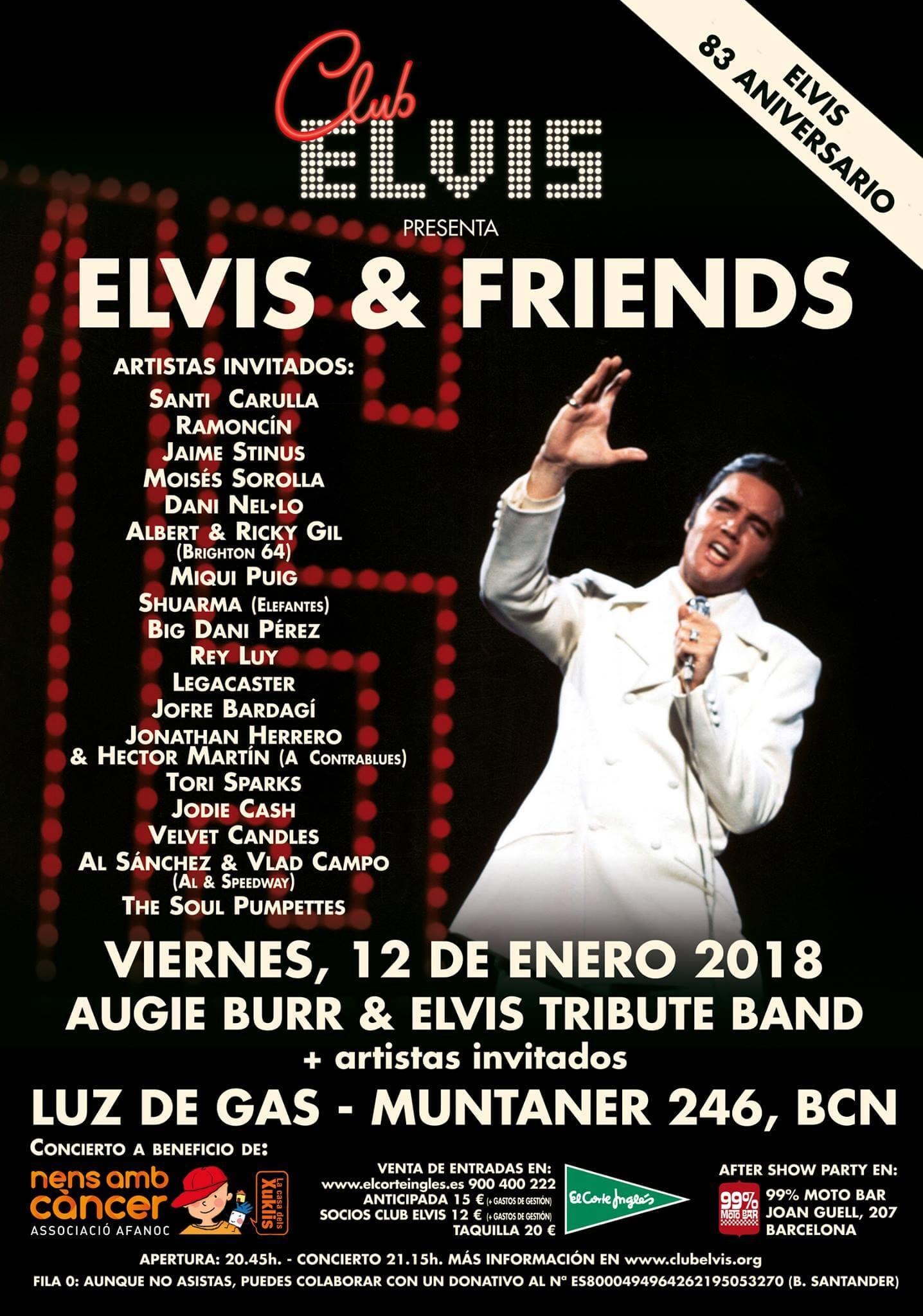 Tori Sparks - Elvis Tribute Concert 2018