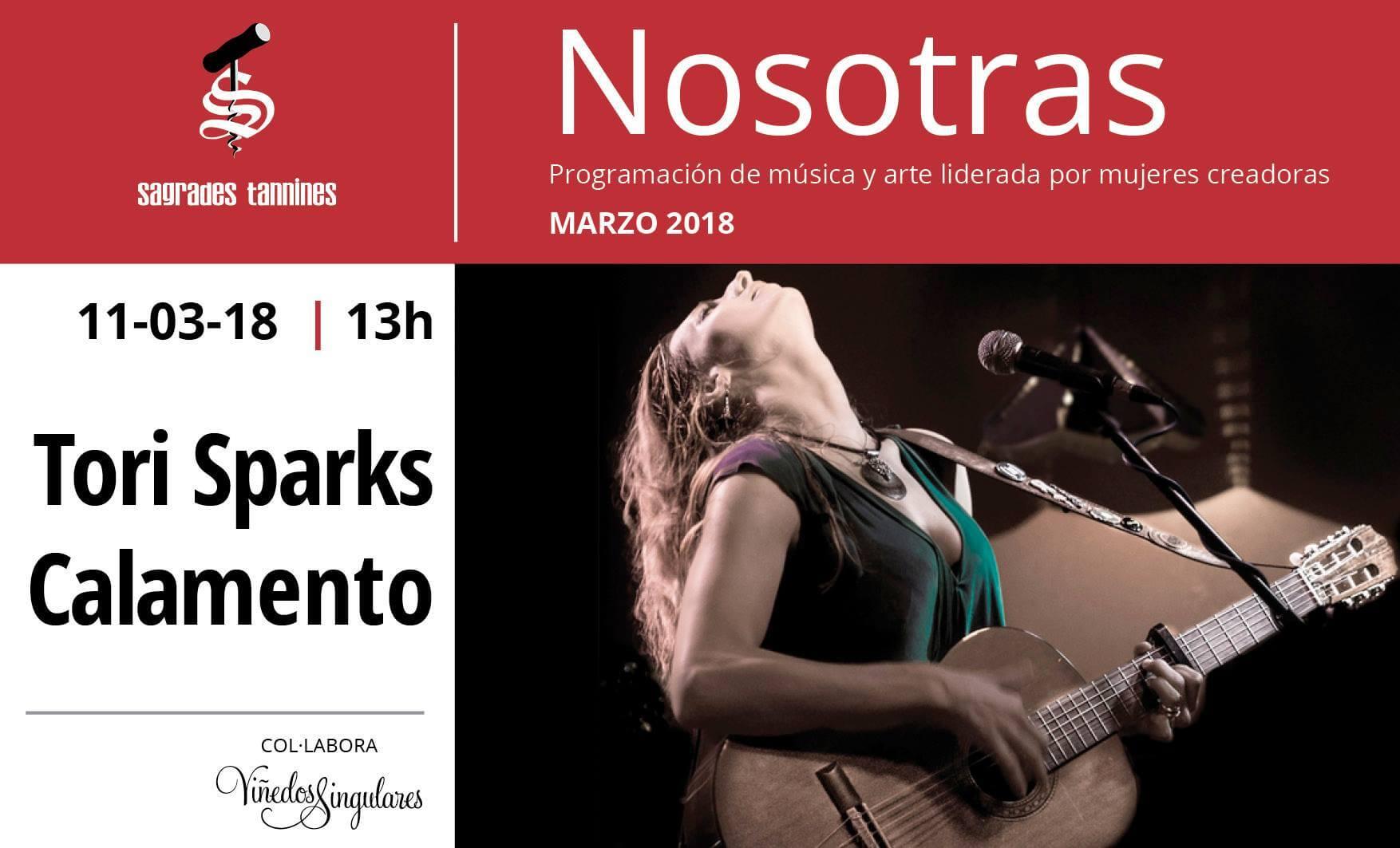 Tori Sparks Nosotras
