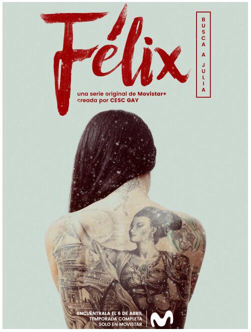 Felix Movistar+ Tori Sparks
