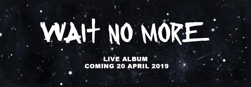 Tori Sparks Wait No More Album en Directo Coming Soon