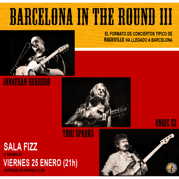 Barcelona in the Round III