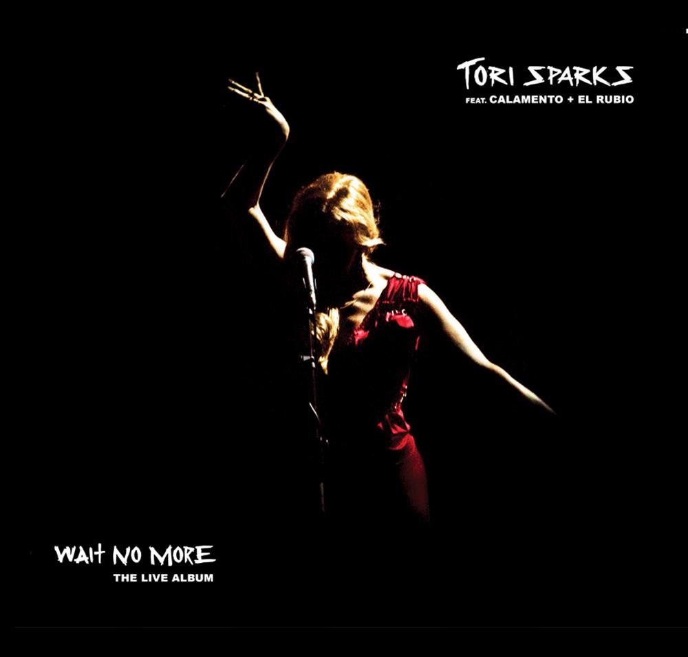 Tori Sparks - Wait No More (Portada)