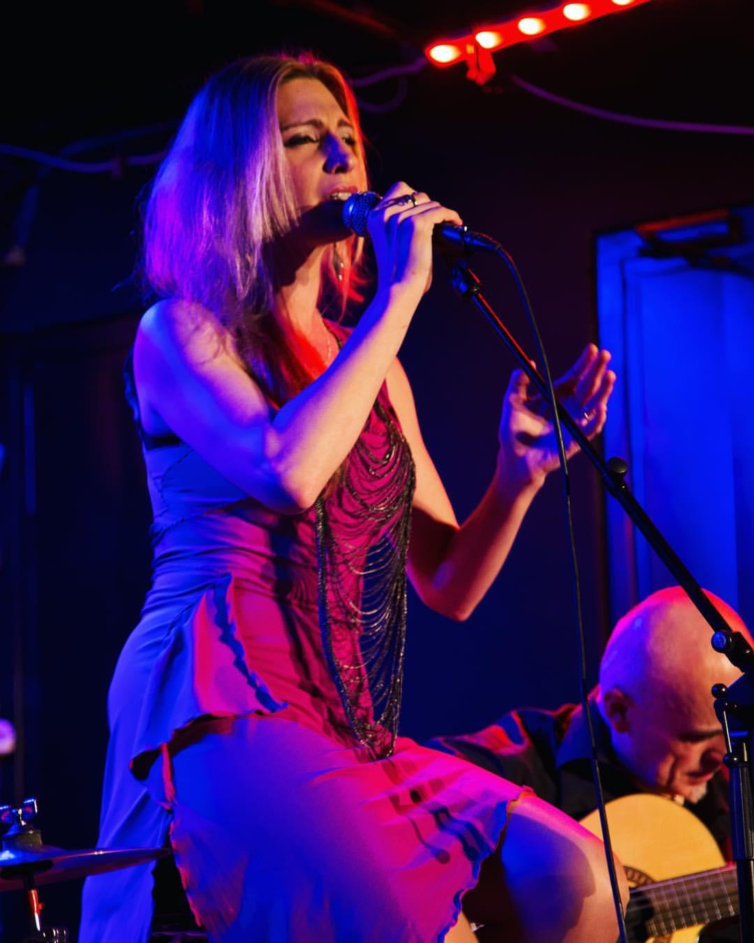 Tori Sparks Sala Clamores Photo: Francesco Tavolaro
