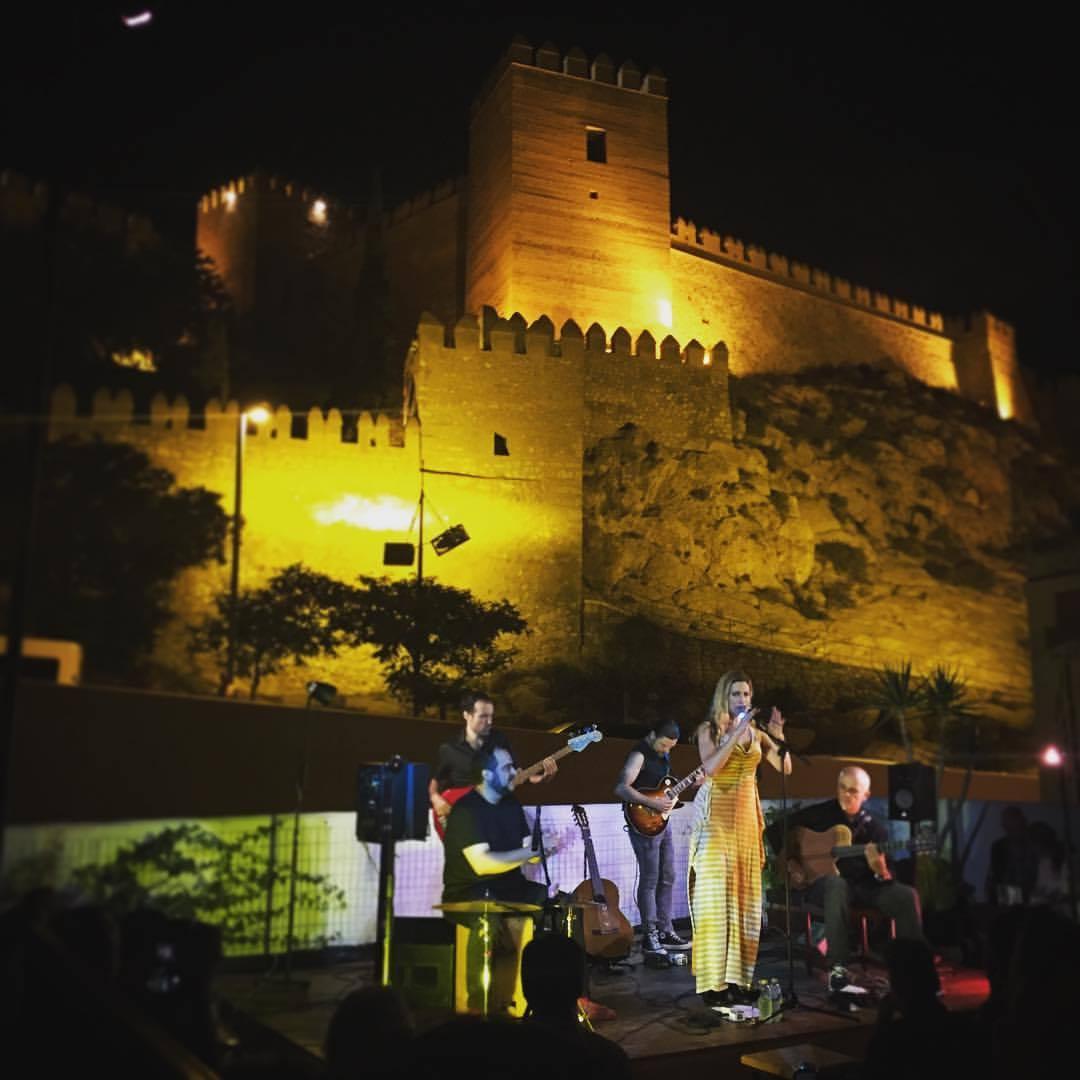 Tori Sparks Andalusia Tour Photo: Javier Morcillo Padilla