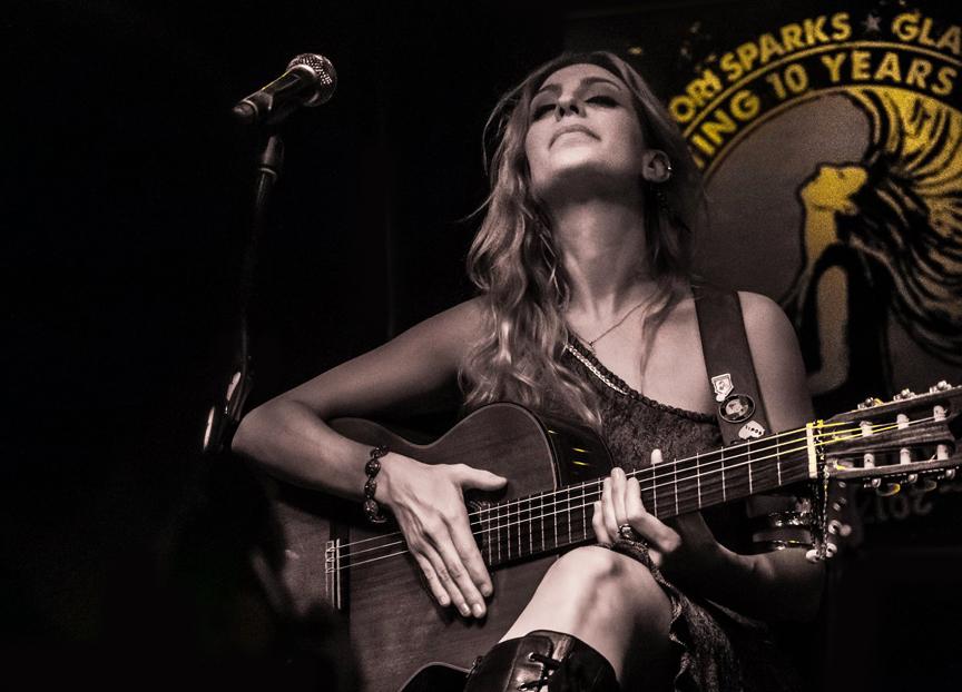 Tori Sparks GMR Anniversary Concert Photo: Daniela Giannageli