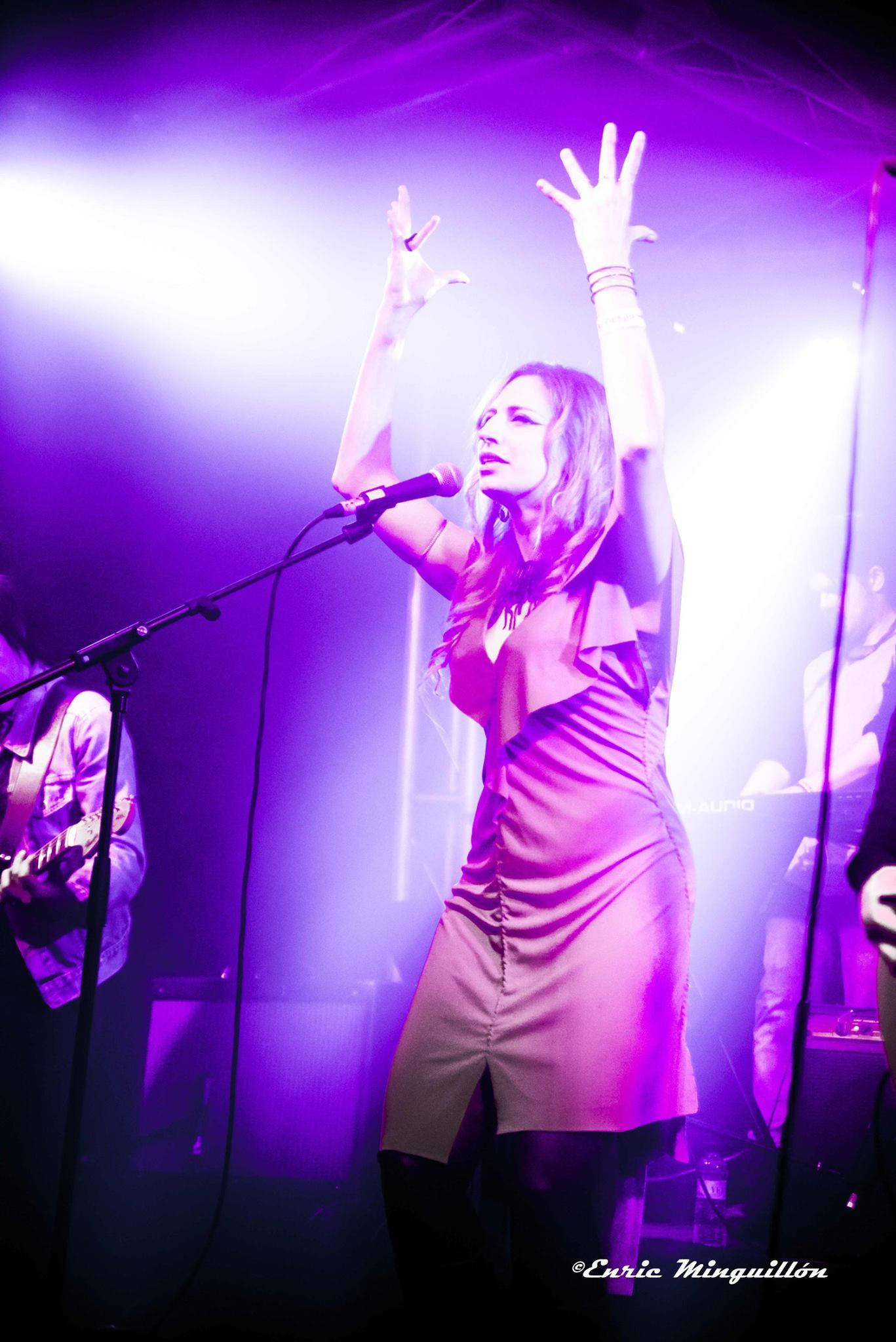 Tori Sparke Live Festival Milleni Photo: Enric Miguillon
