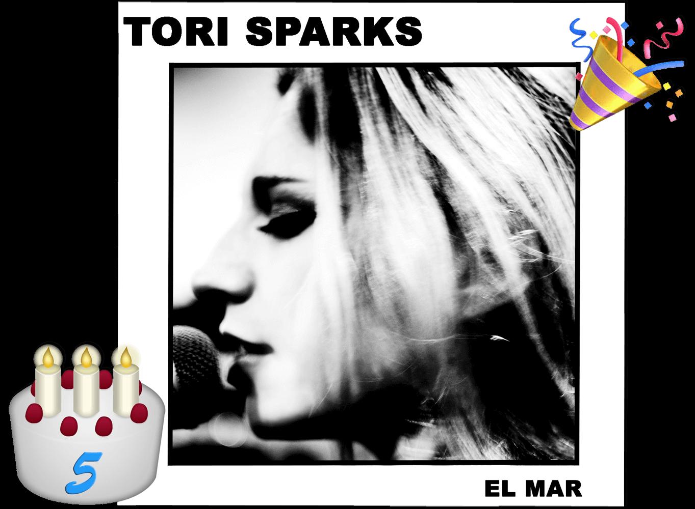 Tori Sparks El Mar turns 5 years old