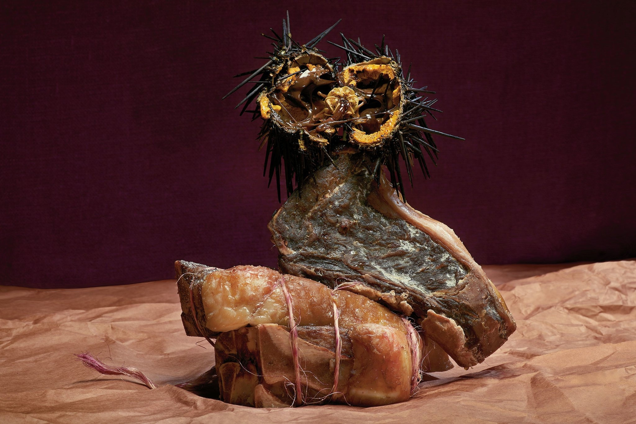 NY Times Magazine - The Novel Taste of Old Food