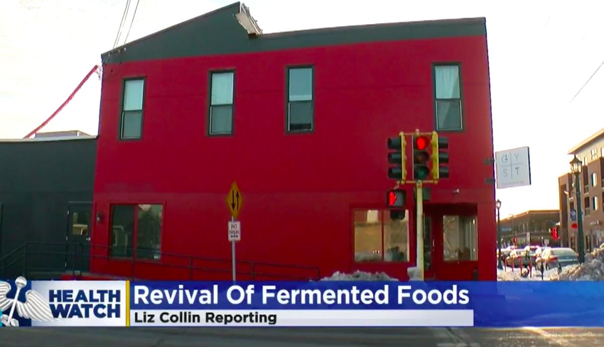 WCCO - Revival of Fermentation