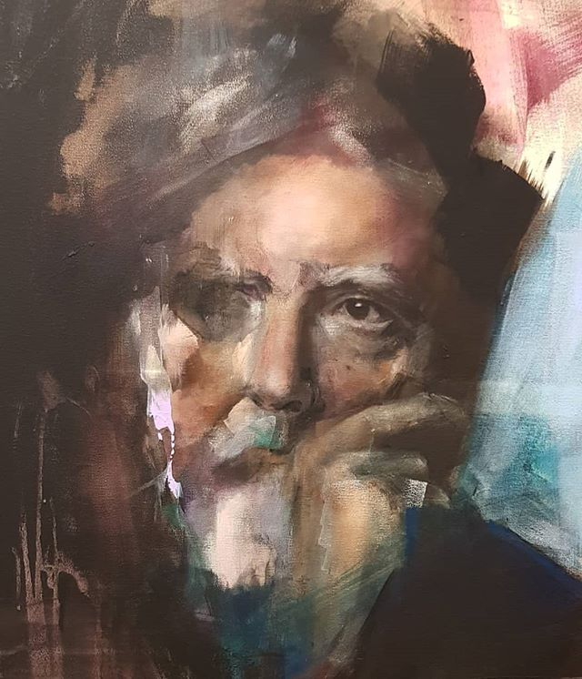 My head studio is going like this..sorry papá, I left you one-eyed...still in progress  #myfather #missyou #inprogress #values #analysing #sketch #pastel #father #oilpainting #charcoal #portrait #abstract #marinagonzalezart #artist  #realism #figurativeart  #technique #studio #arte #realismo #London #monday #artcollector #coleccionista  #findtheway #atwork #canvas #mixtechnique #one-eyed