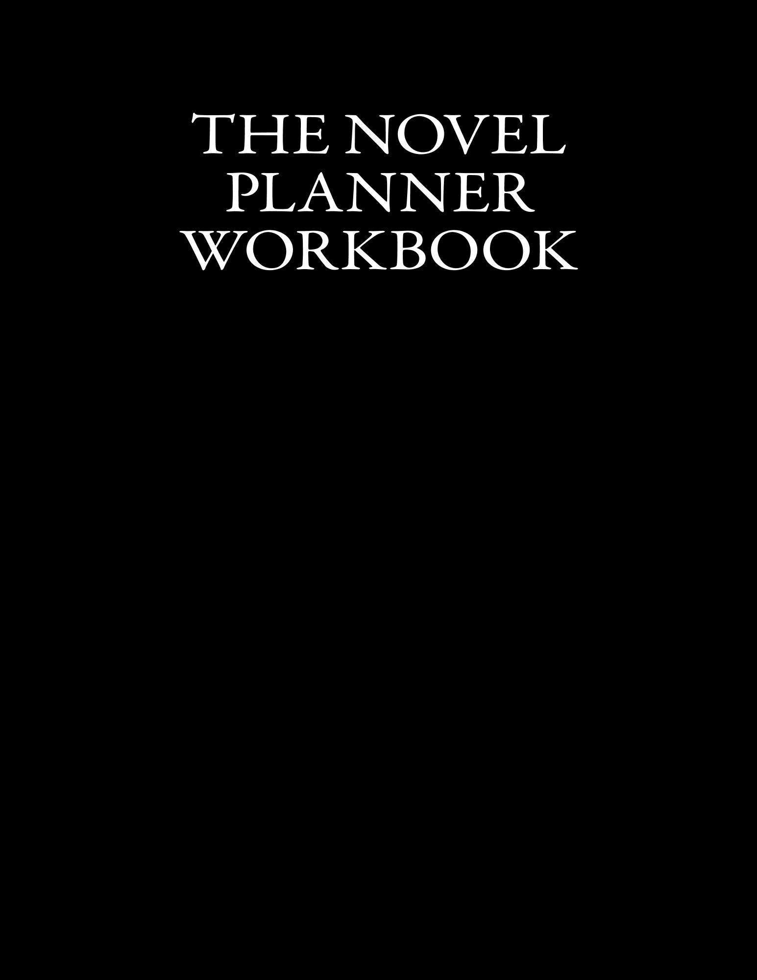 The Novel Planner Workbook Black.jpg