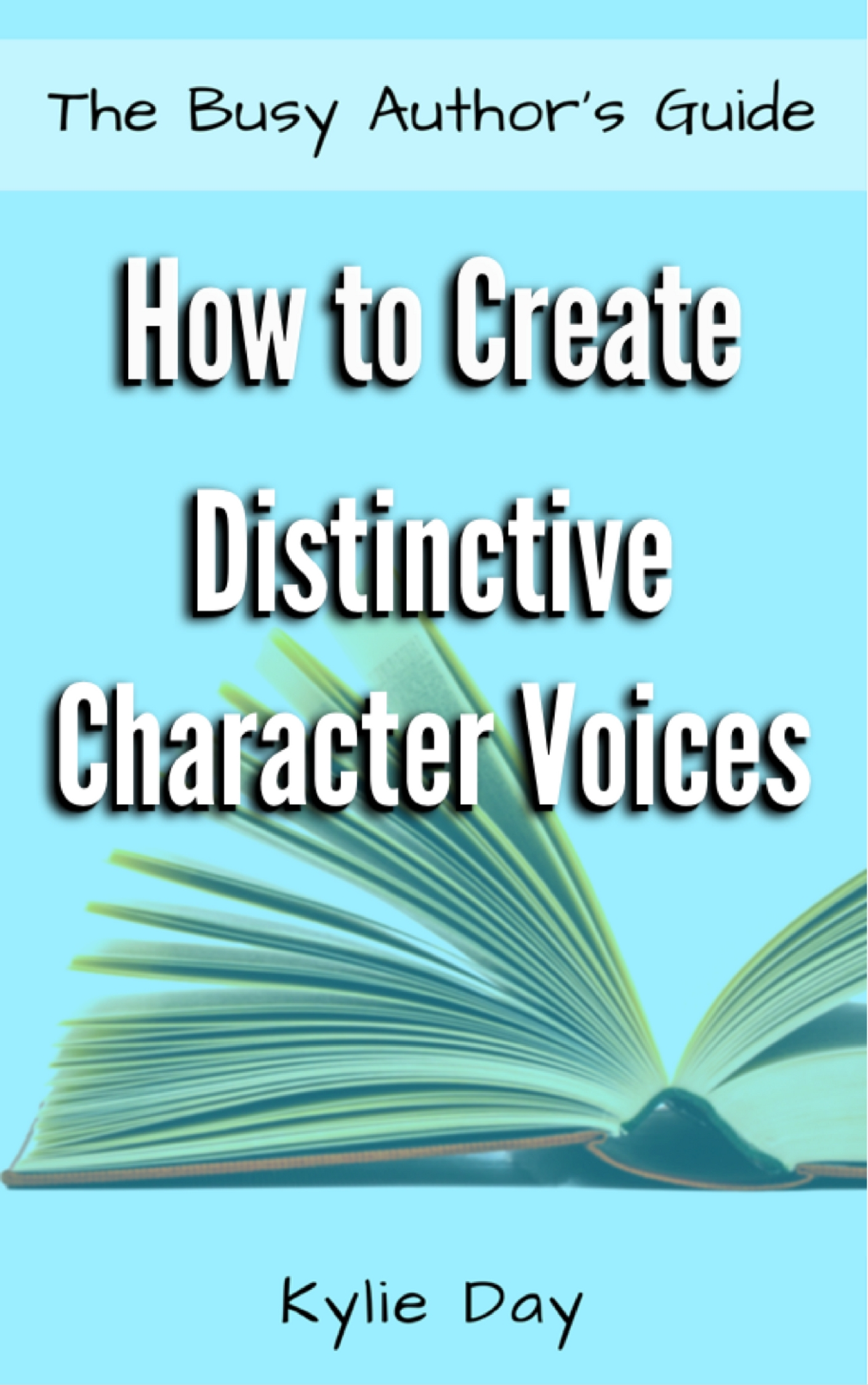 HOW TO CREATE DISTINCTIVE CHARACTER VOICES