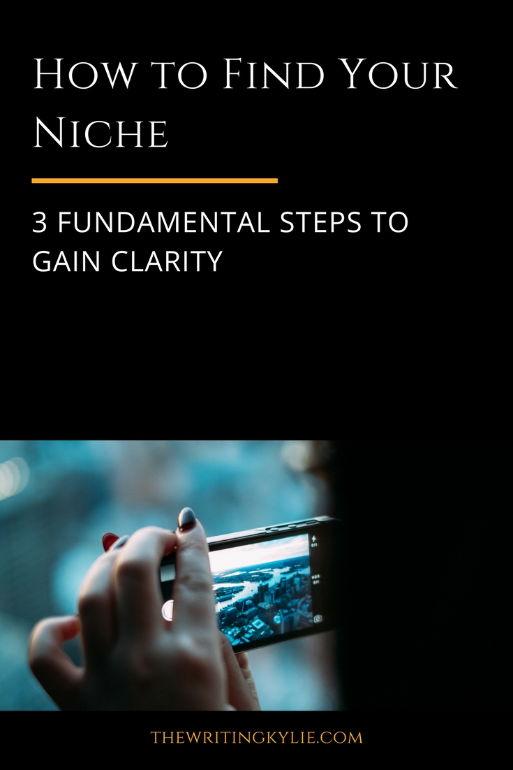 How to Find Your Niche: 3 Fundamental Steps to Gain Clarity + a FREE Download