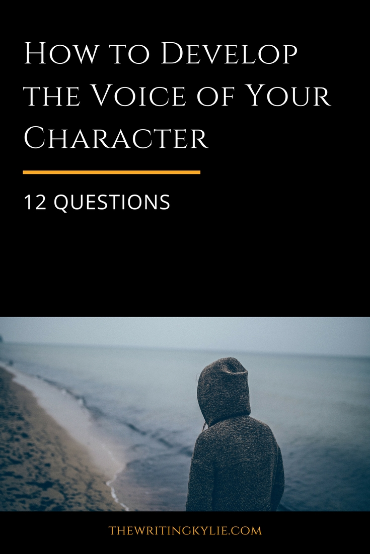 How to Develop the Voice of Your Character: 12 Questions