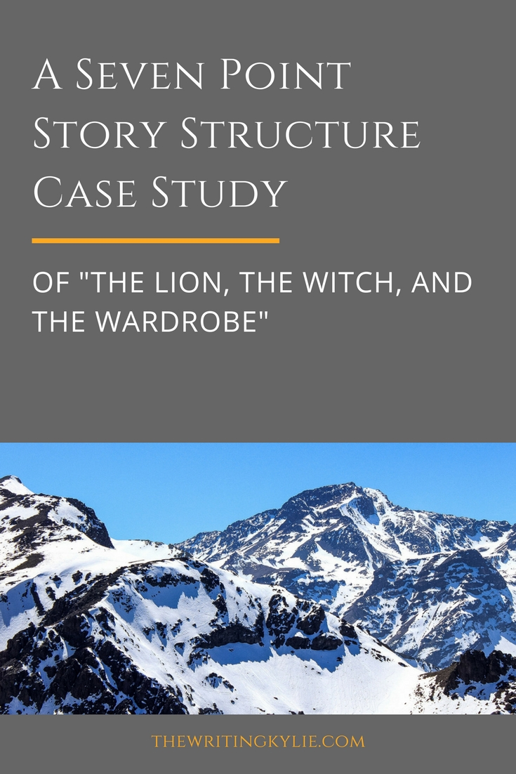 """A Seven Point Story Structure Case Study of """"The Lion, the Witch, and the Wardrobe"""" + a FREE Download"""