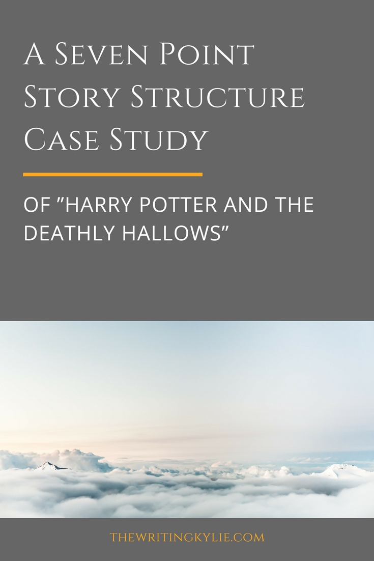 """A Seven Point Story Structure Case Study of """"Harry Potter and the Deathly Hallows"""" + a FREE Download"""