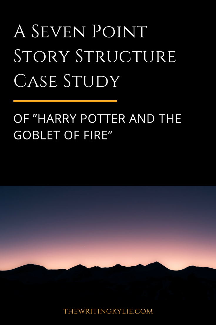 "A Seven Point Story Structure Case Study of ""Harry Potter and the Goblet of Fire"" + a FREE Download"