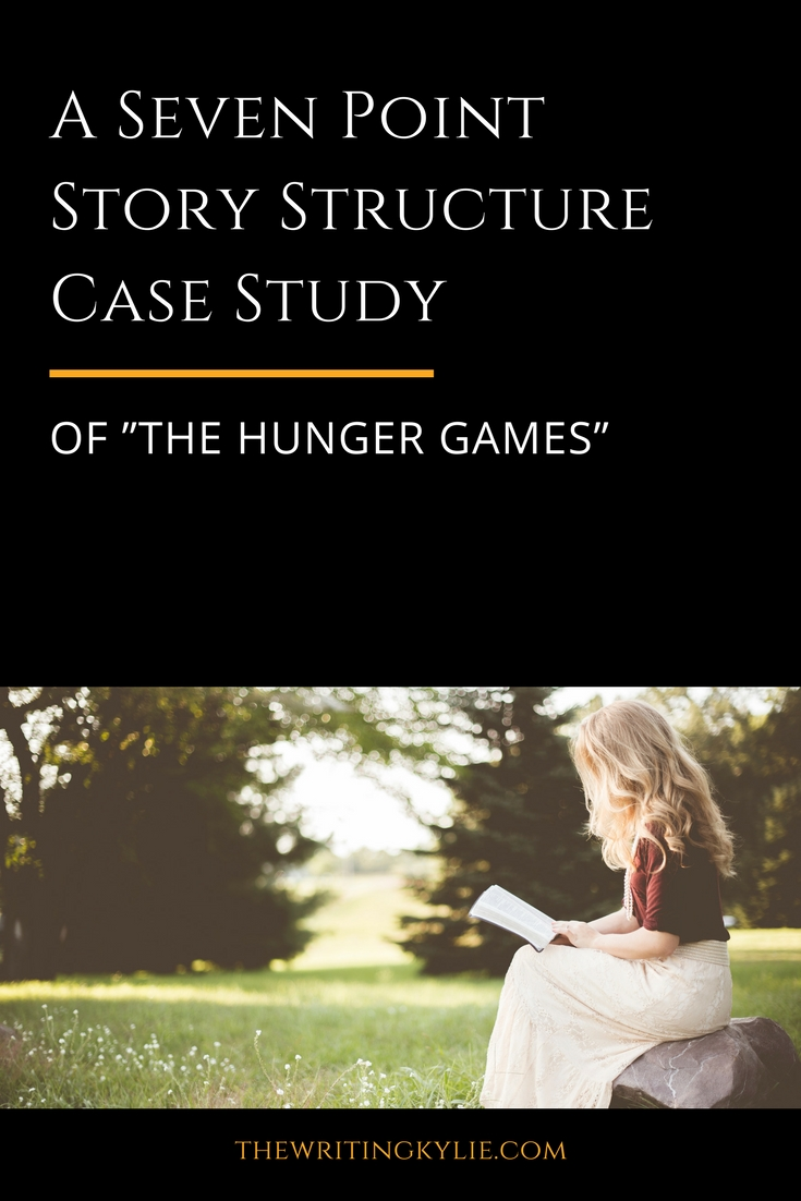 "A Seven Point Story Structure Case Study of ""The Hunger Games"" + a FREE Download"