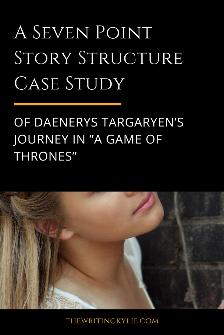 """A Seven Point Story Structure Case Study of Daenerys Targaryen's Journey in """"A Game of Thrones"""" + a FREE Download"""