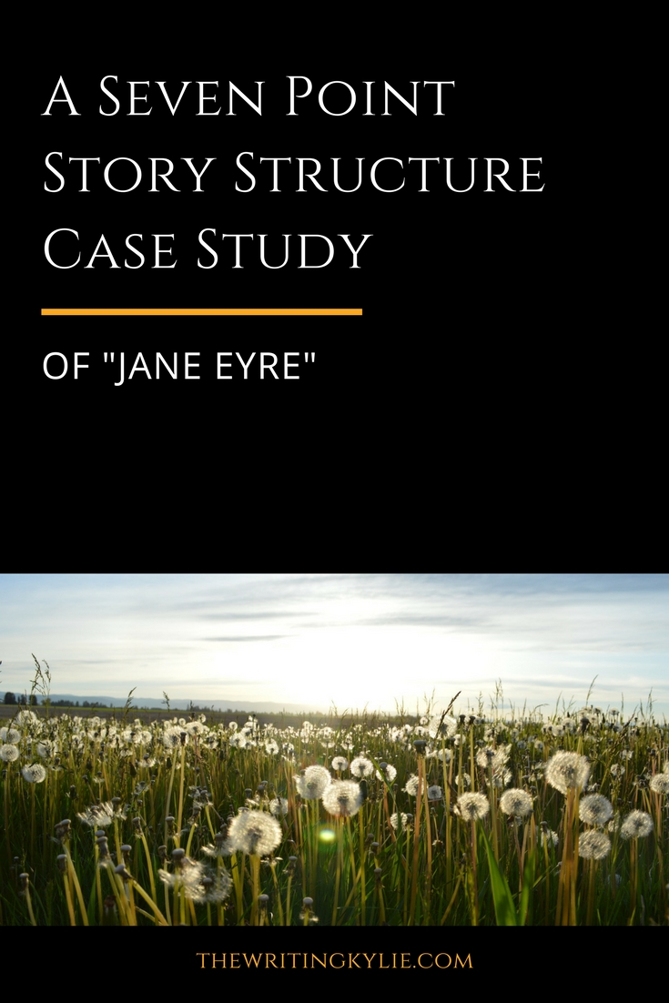 """A Seven Point Story Structure Case Study of """"Jane Eyre"""" + a FREE Download"""
