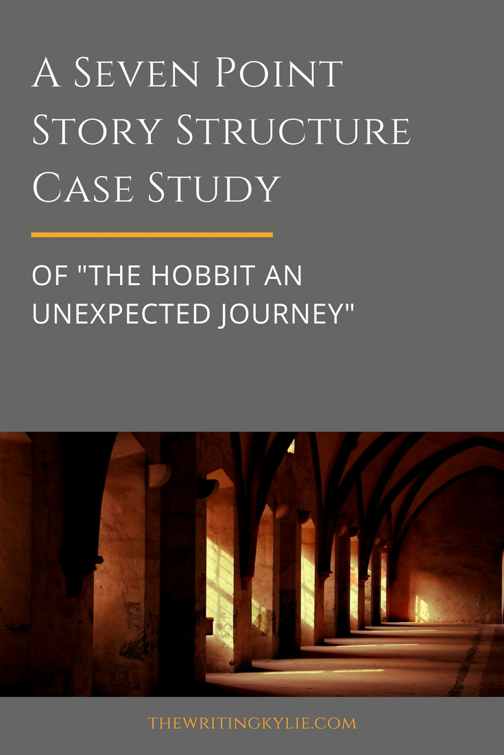 """A Seven Point Story Structure Case Study of """"The Hobbit: An Unexpected Journey"""" + a FREE Download"""