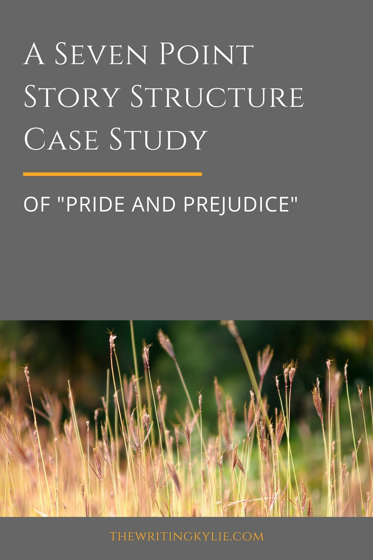 """A Seven Point Story Structure Case Study of """"Pride and Prejudice"""""""