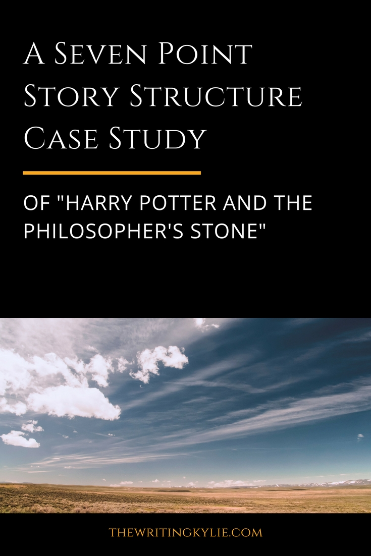 """A Seven Point Story Structure Case Study of """"Harry Potter and the Philosopher's Stone"""" + a FREE Download"""