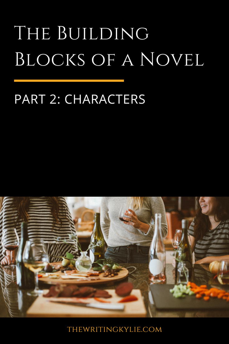 In this post, I'll be writing about characters, the place they have in the novel, why they are an important part, and give you tips on how to develop your characters to fit your novel.