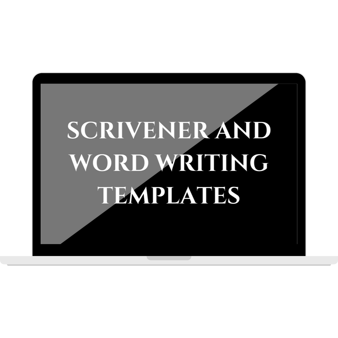 Ready-to-use Scrivener and Microsoft Word templates specifically for fiction writers who want to outline and develop their stories and story ideas. The templates available are the  Character Focused Template ,  Story Structure Template ,  World Building and Setting Template , or the  Master Outline Template  if you want everything from the previous templates + more.