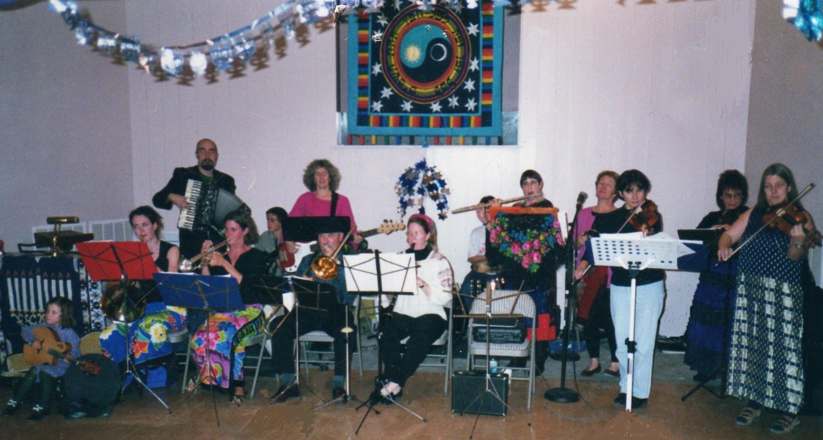 NSCKB, circa Chanukah 2000