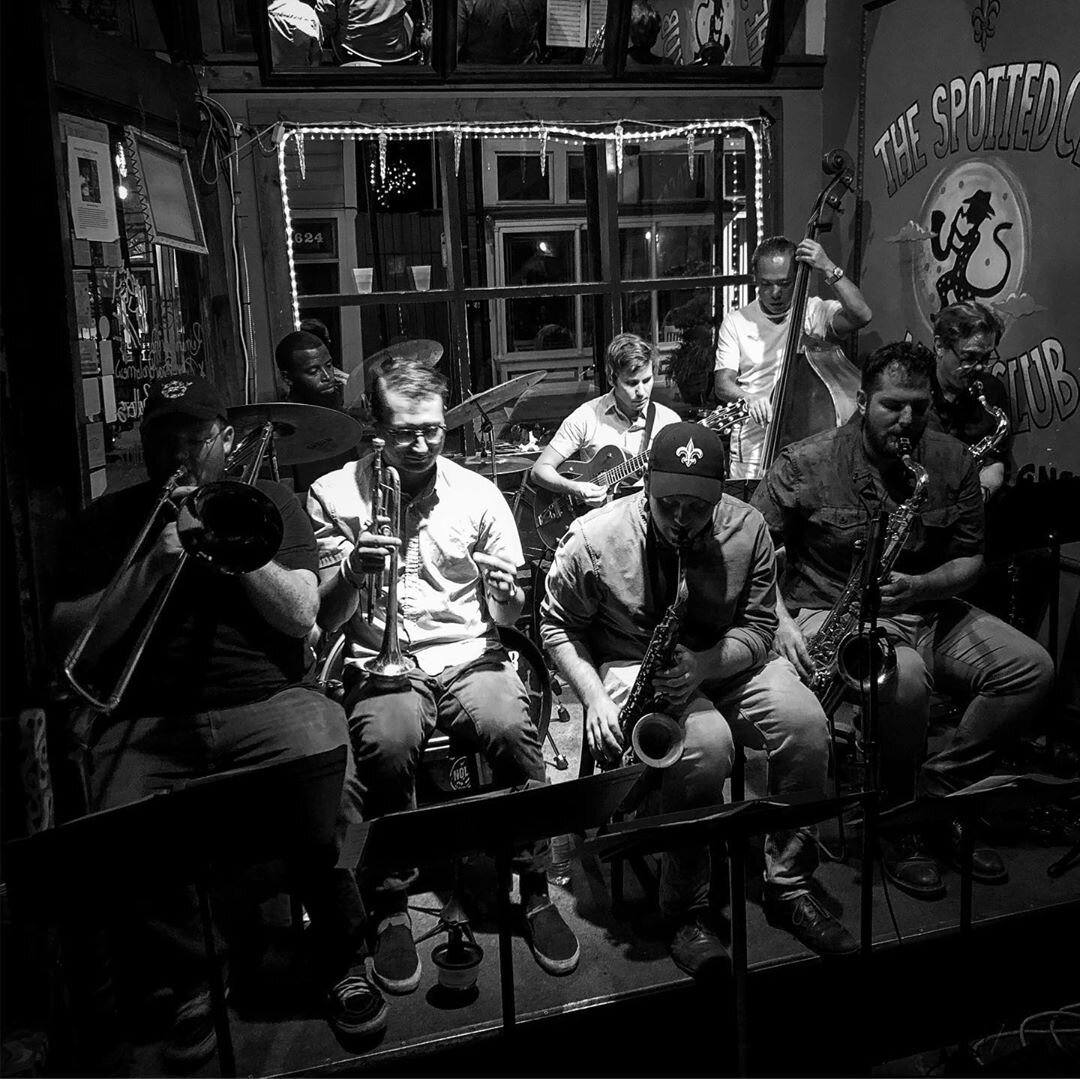 New Orleans Swing Consensus