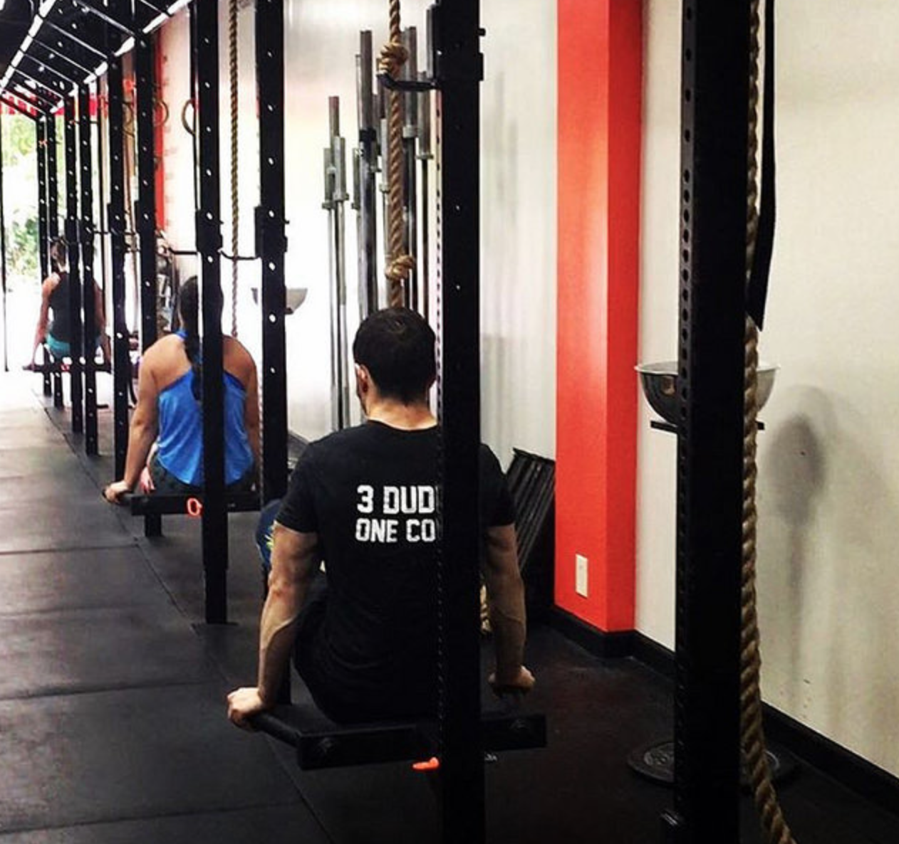 what is crossfit? - CrossFit is defined as constantly varied functional movements performed at high intensity.