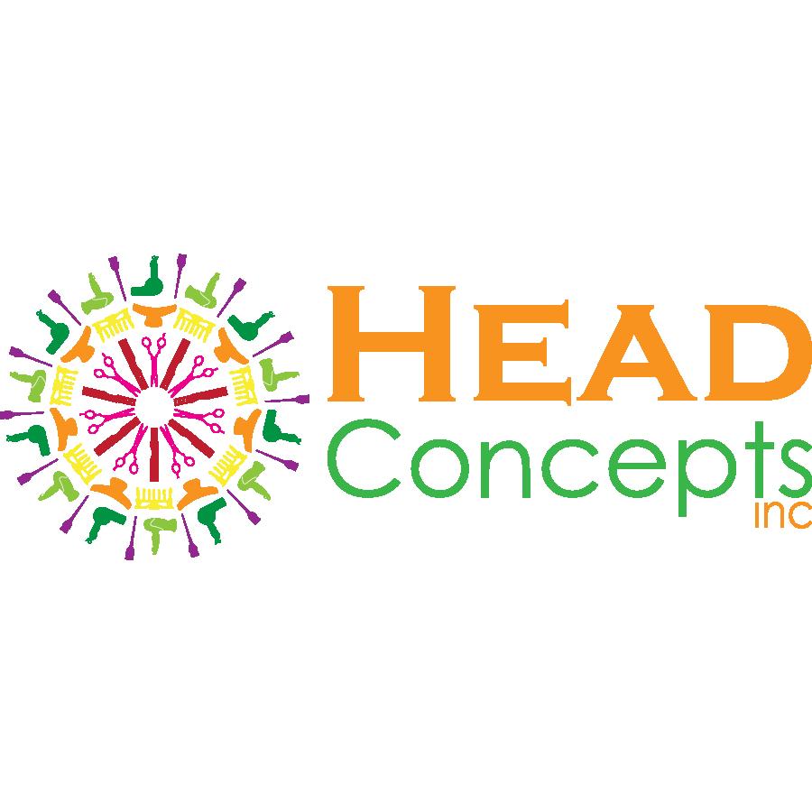 Original Logo- Head Concepts, inc.