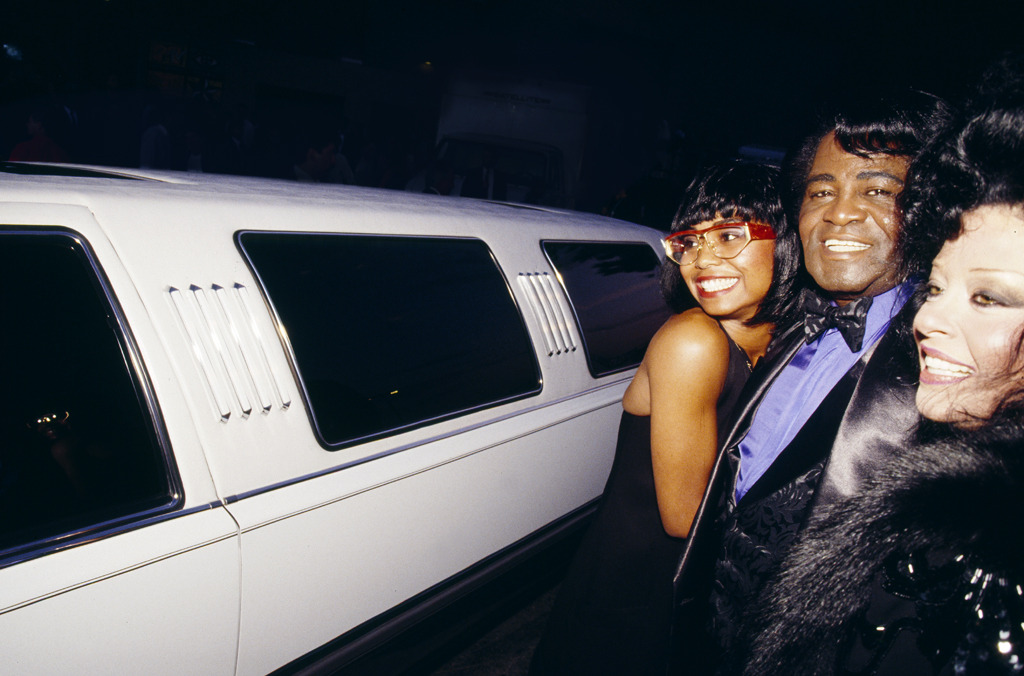 James Brown MTV Awards Night