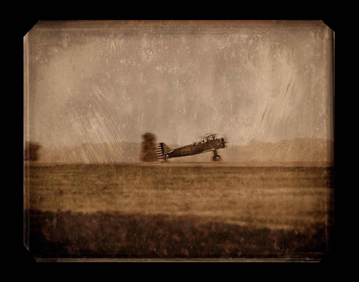 Airplane Tin