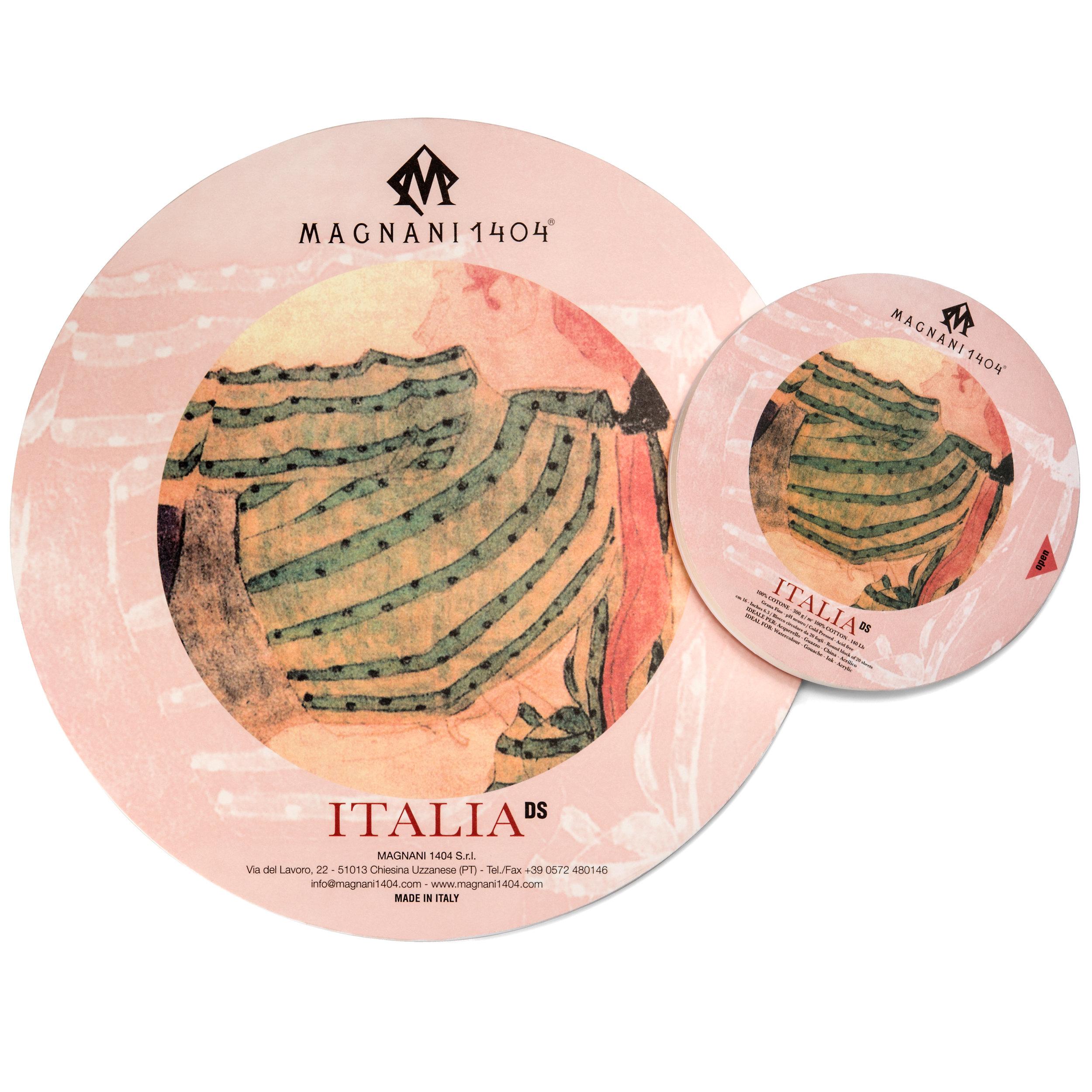 Copy of Italia Round Block