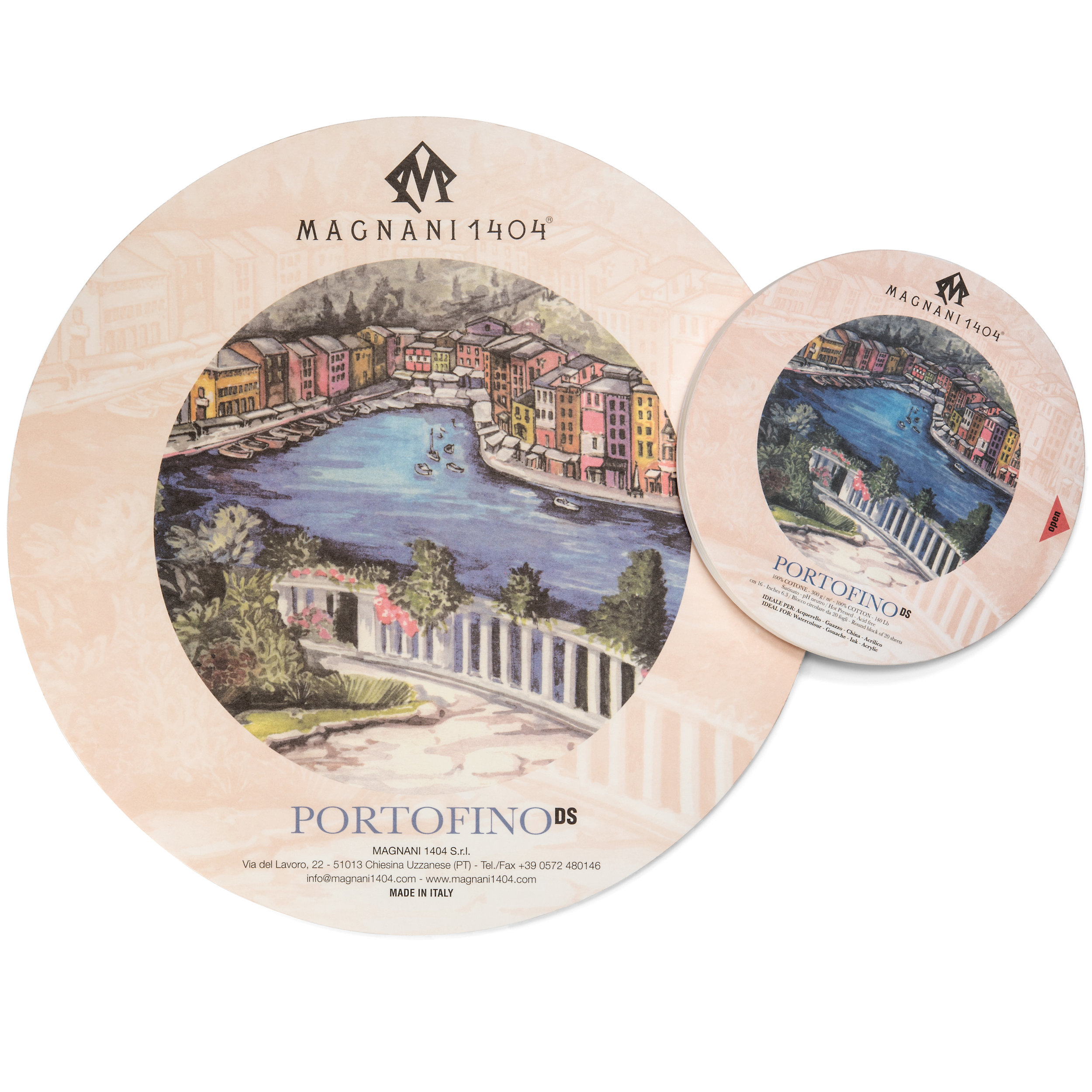 Copy of Portofino Round Block