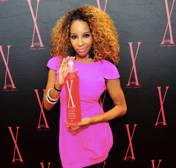 X Rated Fusion Liqueur Influencer Event