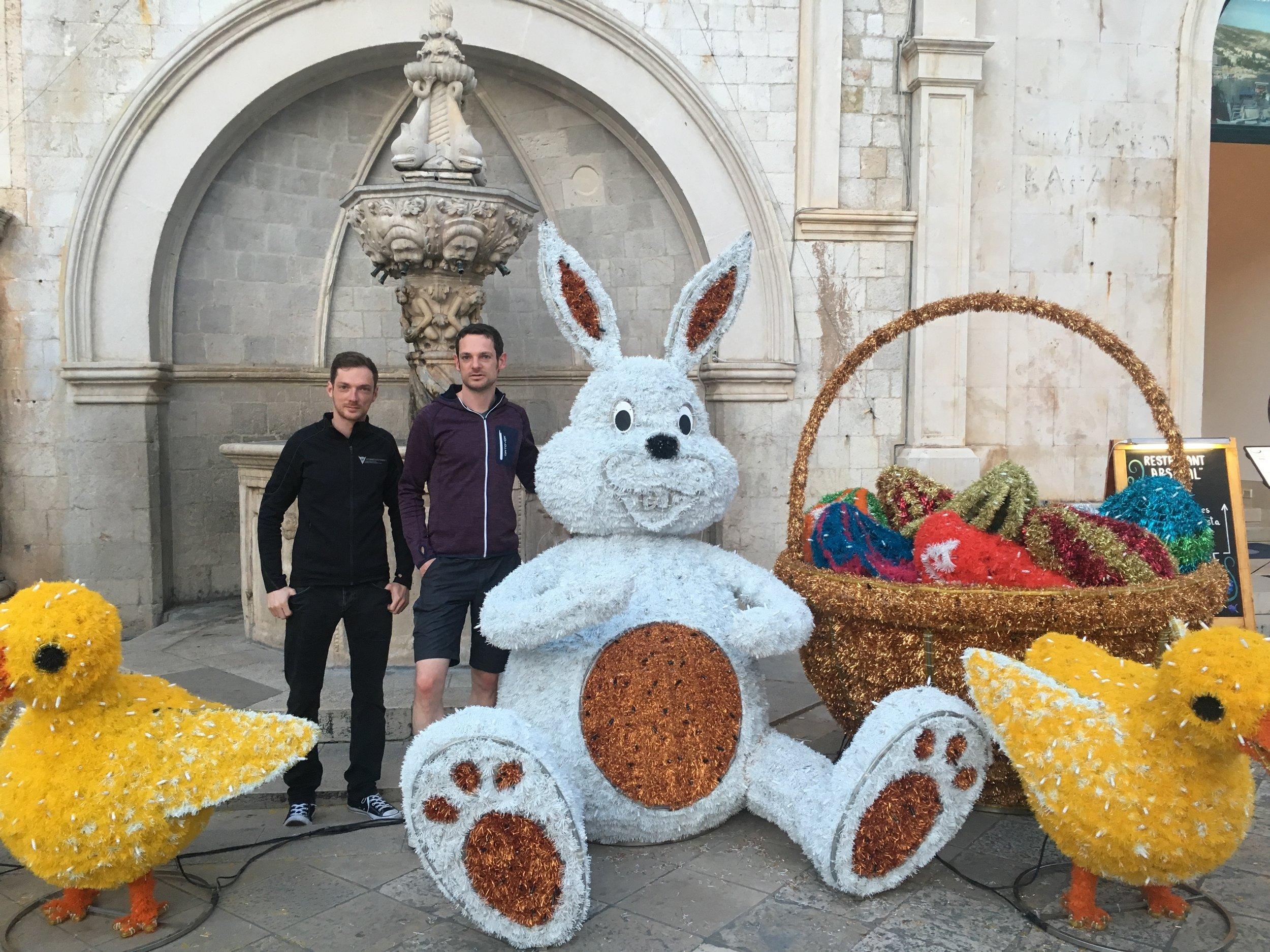 Happy Easter everyone.