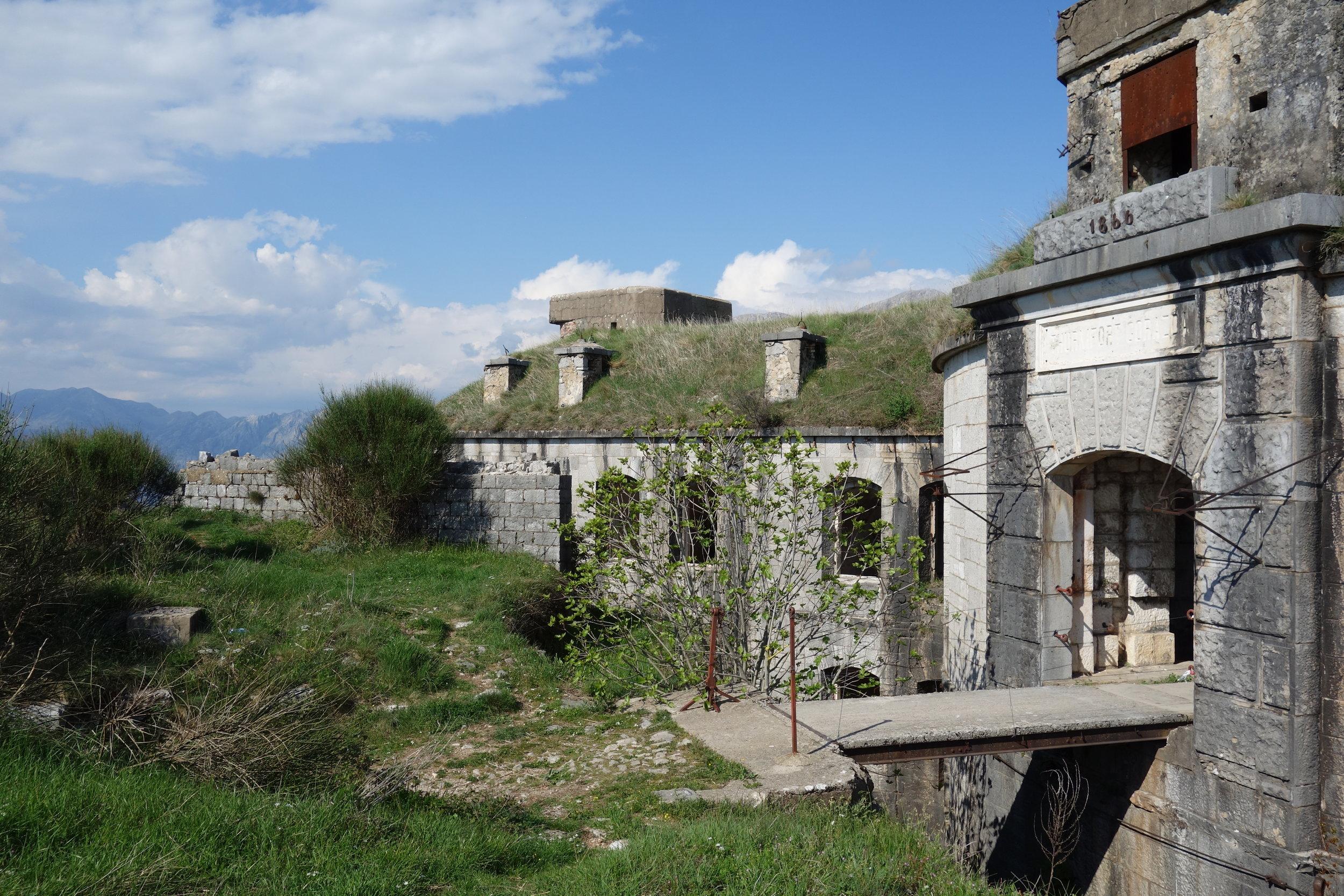 Fort Gorazda.