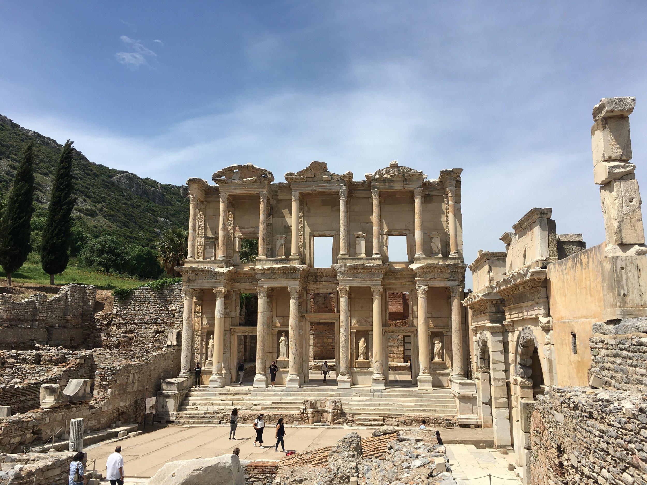 Efes aka Ephesus aka top sight. UNESCSO don't lie.