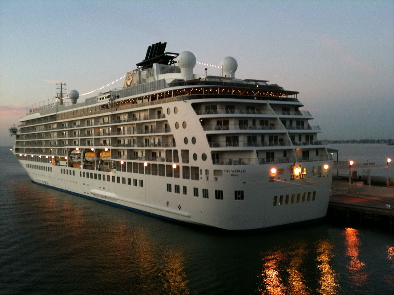 world cruise before you die