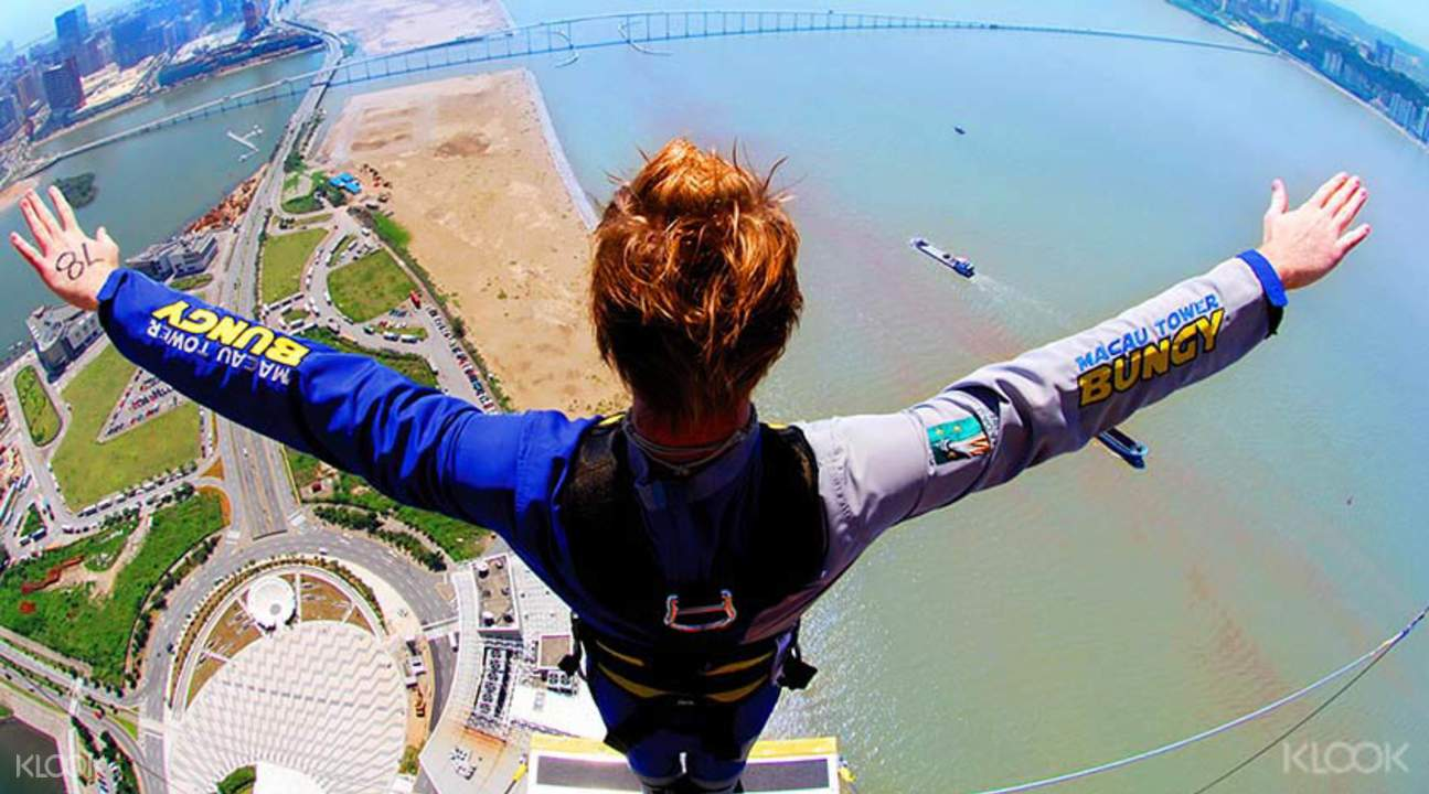 6 Bungee Jumps So Intense, You'll For Sure Poop Your Pants